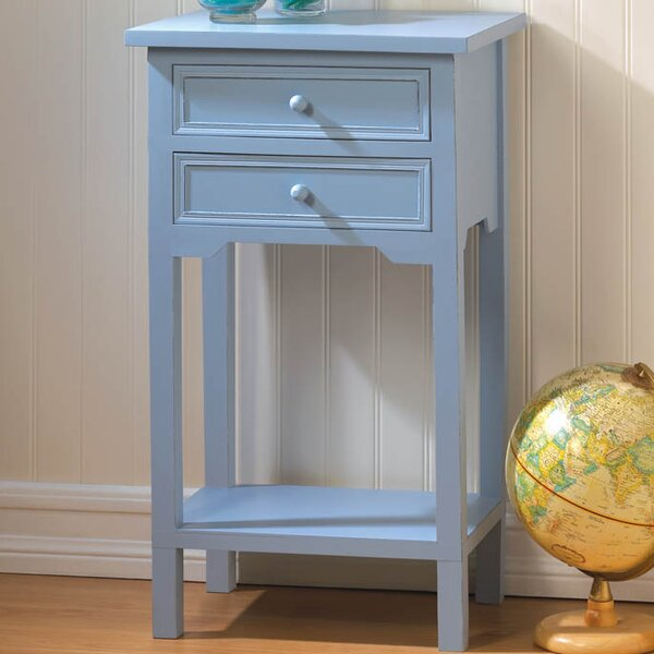 Doursounian End Table With Storage By Winston Porter