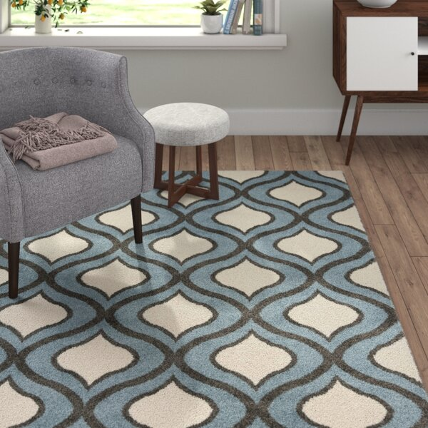 Eamor Slate Area Rug by Langley Street
