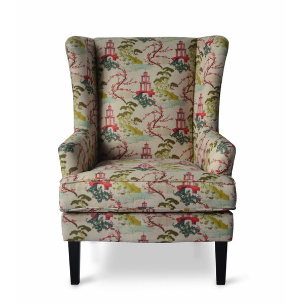 Pick Armchair by World Menagerie