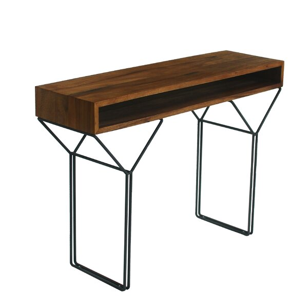 Bobb Console Table by Williston Forge