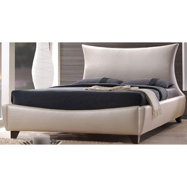 Tedrow Upholstered Platform Bed by Mercer41