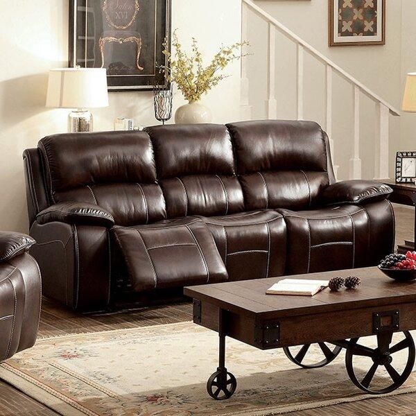 Holsinger Reclining Sofa by Red Barrel Studio
