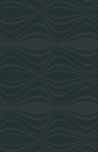 Mcgehee Modern Black Area Rug By Orren Ellis.