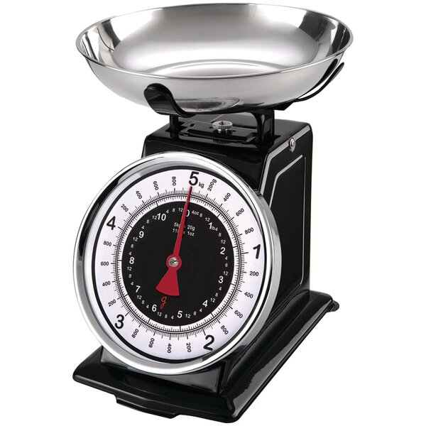 Gourmet Retro Mechanical Kitchen Scale by Starfrit