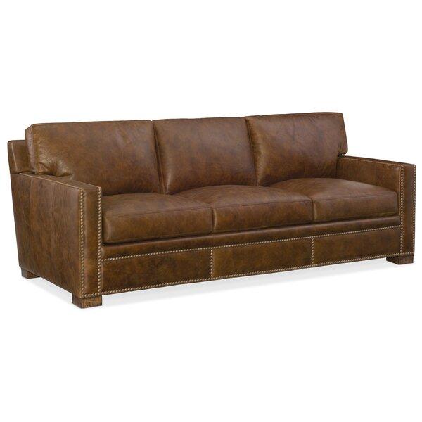 Jax Stationary Sofa by Hooker Furniture