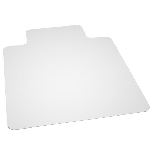 Lema Hard Floor Straight Edge Chair Mat by Symple Stuff