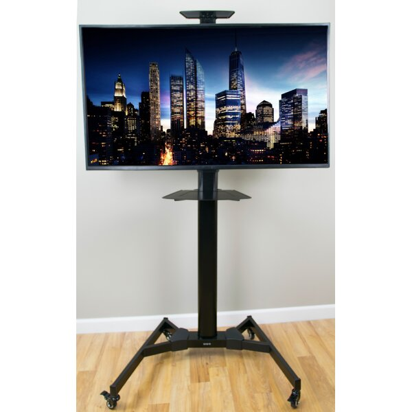 Universal Tilt Floor Stand Mount for 37 to 70 Flat Screen Panel Screens by Vivo