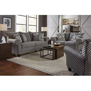 Panorama Configurable Living Room Set by DarHome Co