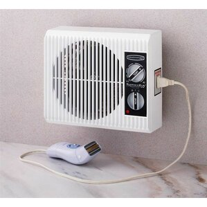 Bathroom Heater wall mount space heaters - space heaters | wayfair