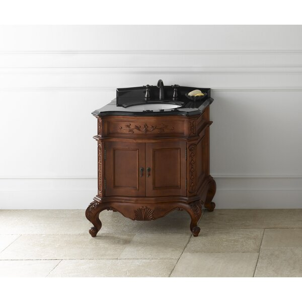 Bordeaux 30 Single Bathroom Vanity Set by Ronbow