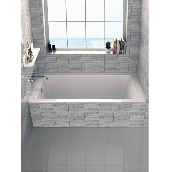 Alcove 32 x 66 Bathtub by Fine Fixtures