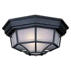 The Great Outdoors 1-Light Flush Mount