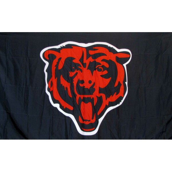 Bears Polyester 3 x 5 ft. Flag by NeoPlex