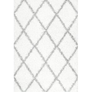 Colona White/Gray Area Rug