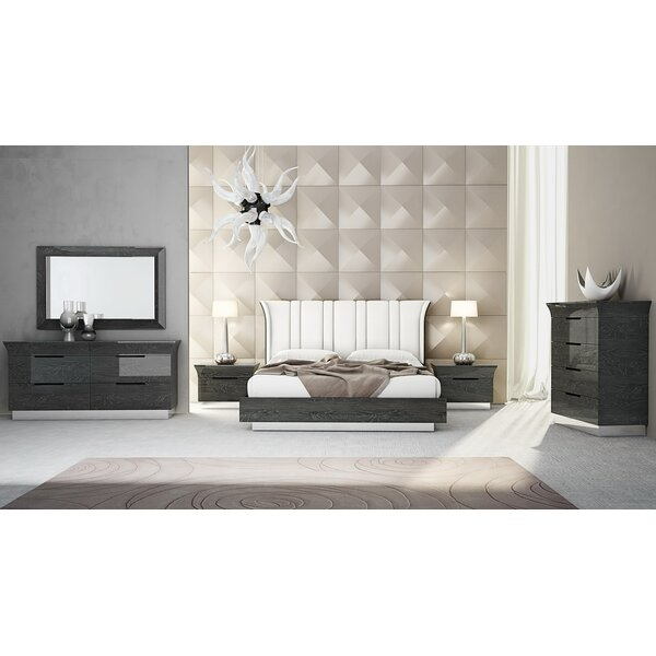 Sifuentes Platform Configurable Bedroom Set by Orren Ellis