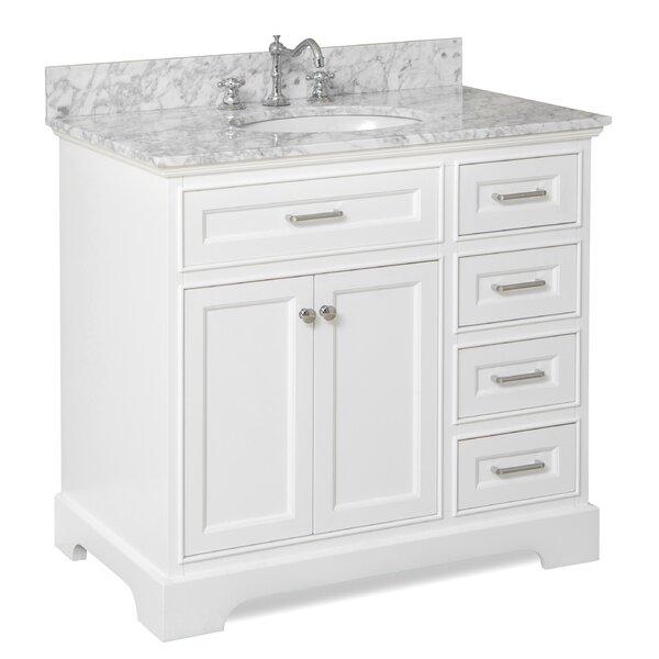 Aria 36 Single Bathroom Vanity Set by Kitchen Bath Collection