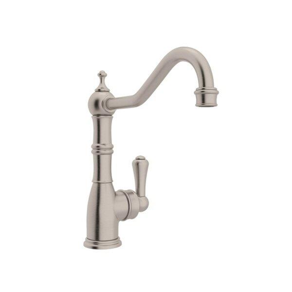 Perrin & Rowe Edwardian Single Handle Kitchen Faucet with Lever Handle by Perrin & Rowe Perrin & Rowe