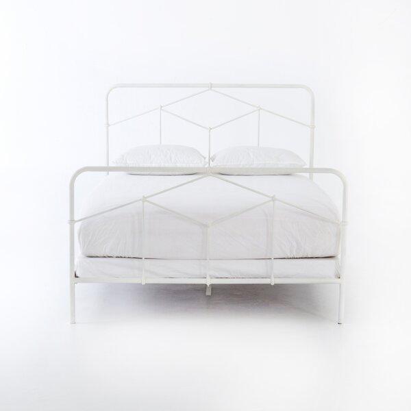 Felder Iron Bed by Gracie Oaks