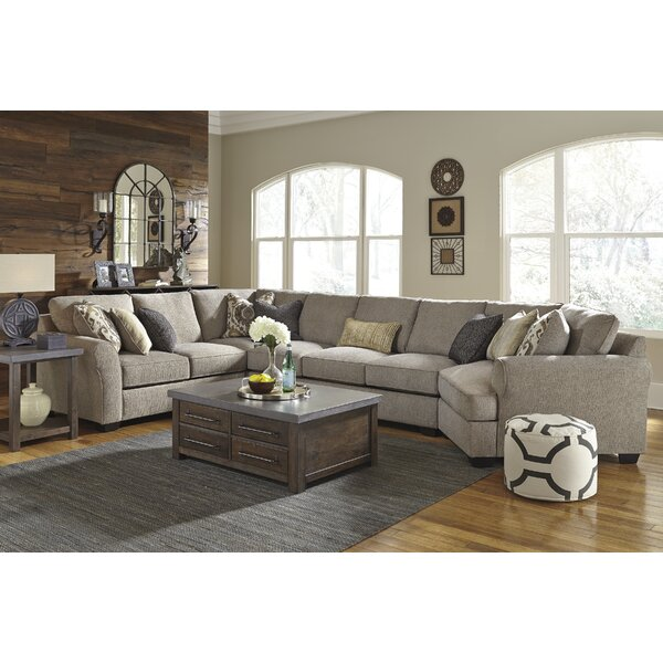 Fantastis Middlet Sectional by Darby Home Co by Darby Home Co