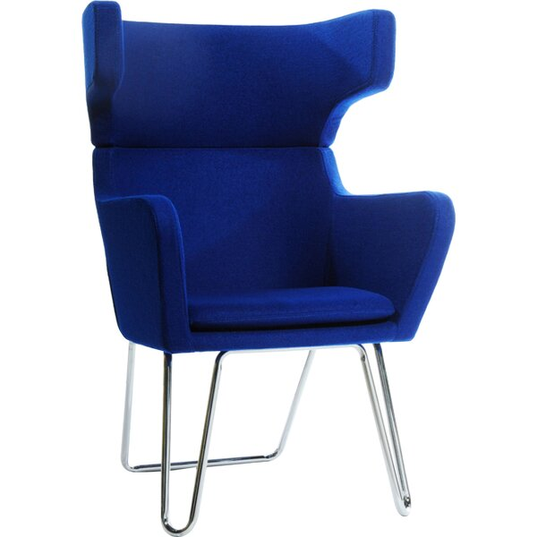 Belafonte Wingback Chair by Wade Logan