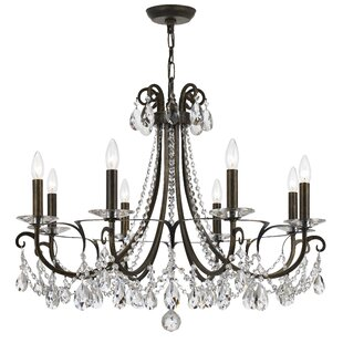 Shop For Roesler 8-Light Candle Style Chandelier By Willa Arlo Interiors