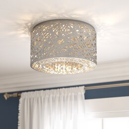 Ceiling lights youll love wayfair ceiling lights flush mounts aloadofball Images