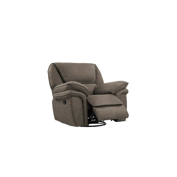 Ellinger Manual Swivel Glider Recliner By Red Barrel Studio