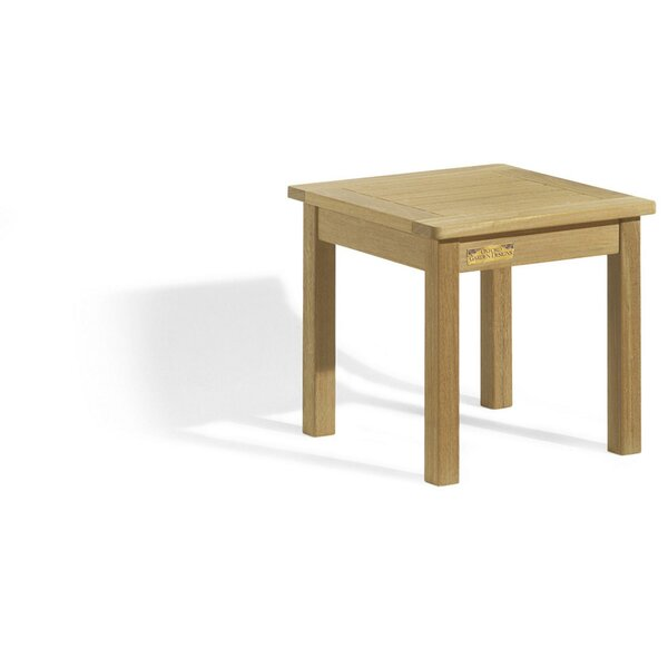 Opalo Solid Wood Side Table by Millwood Pines