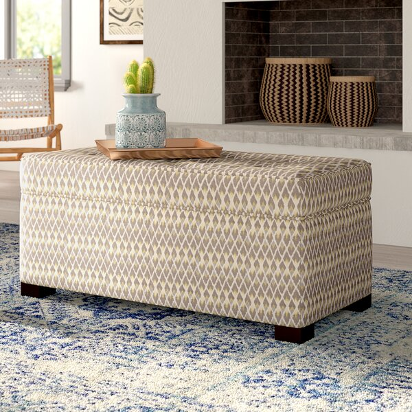 Brielle Storage Ottoman by Mistana