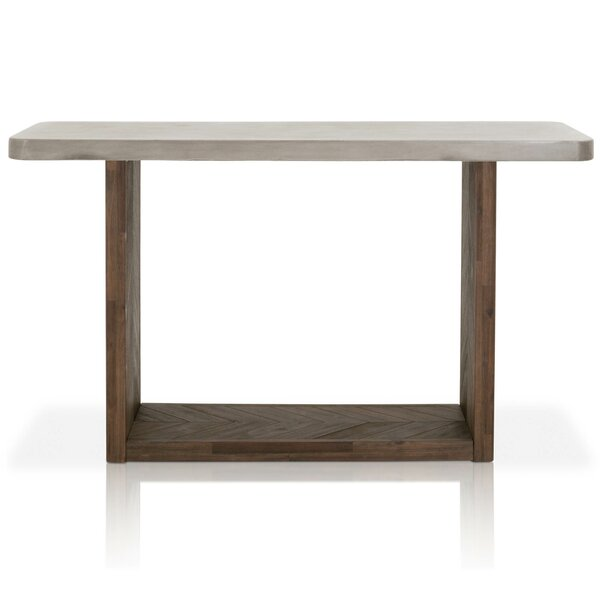 Bog Water Console Table by Foundry Select