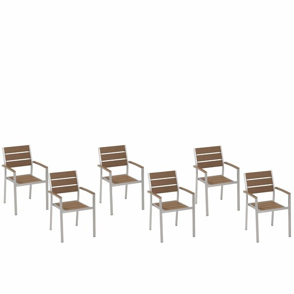 Dufour Patio Dining Chair (Set Of 6) By Orren Ellis