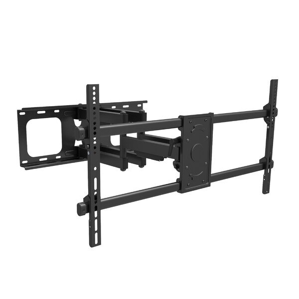 Full Motion Flat Panel Articulating/Extending Arm Wall Mount for 43 - 90 LED and Plasma by CorLiving