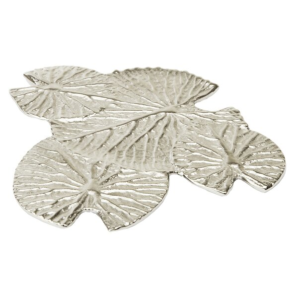 Lotus Leaf Trivet (Set of 2) by Peetal New York