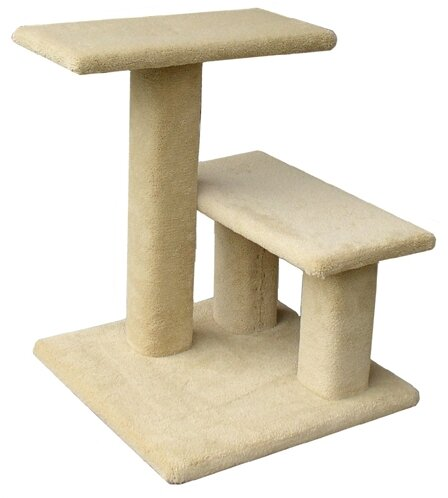 The Mini Lucy 24 Cat Perch by Animal Stuff