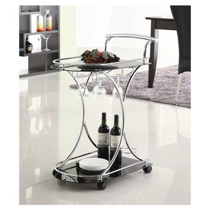 Ajax Bar Cart by Willa Arlo Interiors
