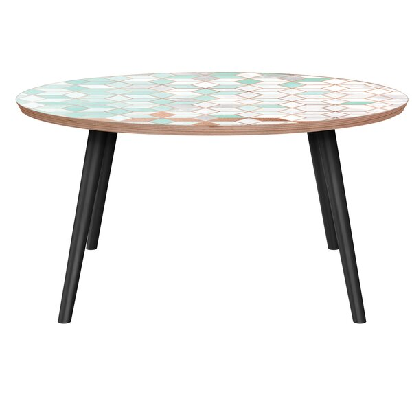 Bungalow Rose Round Coffee Tables