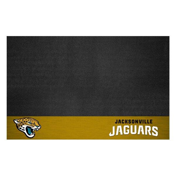 NFL - Jacksonville Jaguars Grill Mat by FANMATS