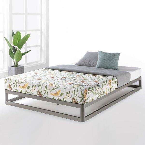 Miah Heavy Duty Bed Frame [Alwyn Home - W003080899]