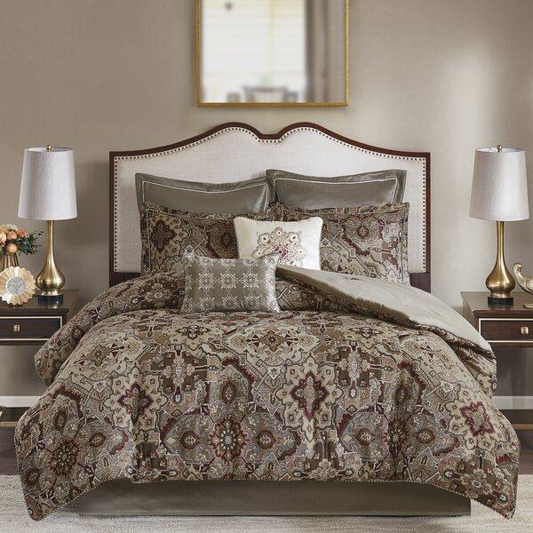 Shawn 8 Piece Comforter Set by Alcott Hill