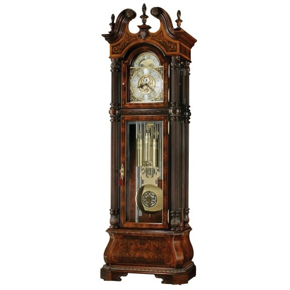 J.H.Miller 94.5Grandfather Clock by Howard Miller®