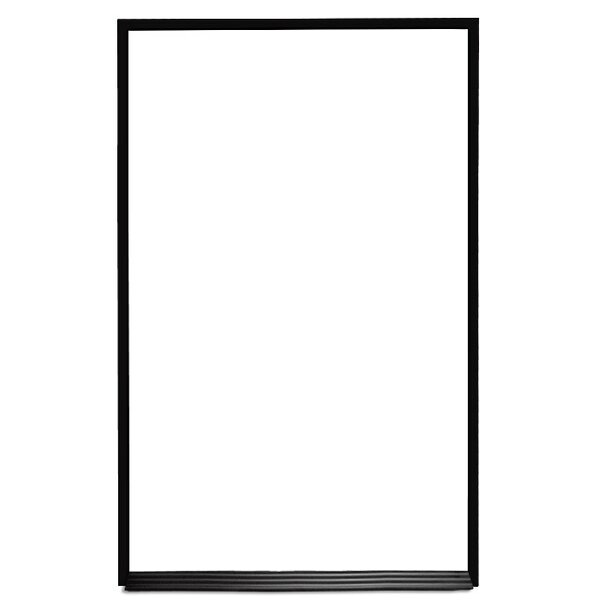 Portrait Magnetic Whiteboard by New York Blackboar
