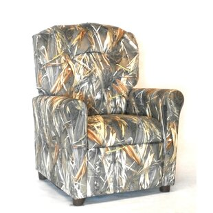 DRT Camo Kids Recliner By Brazil Furniture