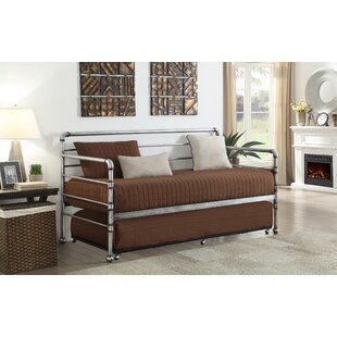 Garrison Transitional Metal Twin Daybed