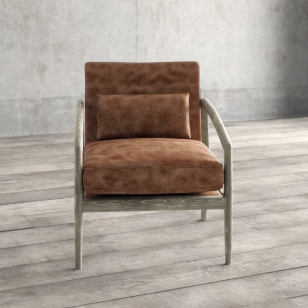 Cabott 25 inch Armchair by Greyleigh