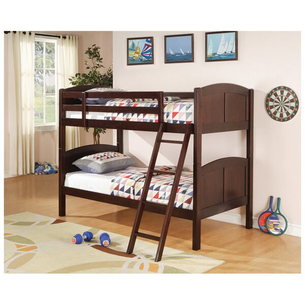 Oberon Twin Over Twin Bunk Bed by Wildon Home®