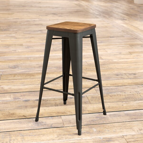 Racheal 30 Bar Stool (Set of 4) by Trent Austin Design