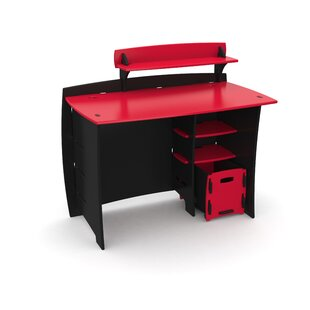 Red Race 43 W Computer Desk by Legare Furniture