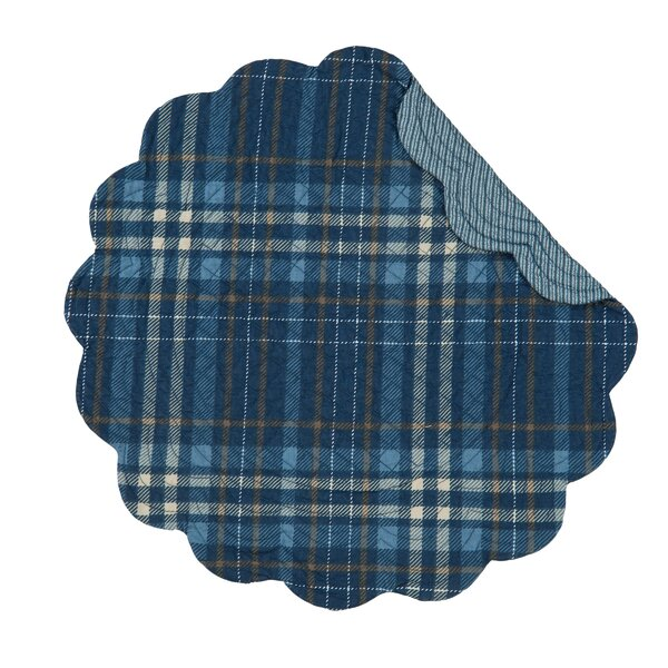 Anthony 17 Placemat (Set of 6) by C&F Home