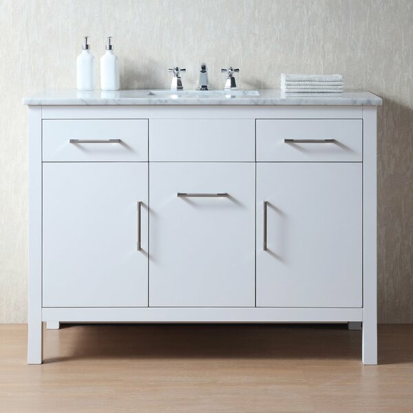 Jolynn 48 Single Bathroom Vanity Set by Ebern Designs