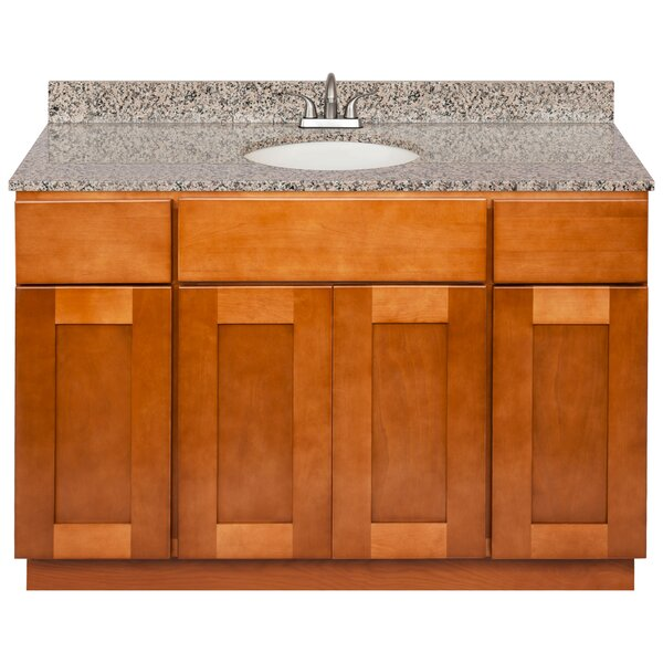 Straka 48 Single Bathroom Vanity Set by Winston Porter